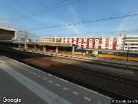 112 melding Besteld ambulance vervoer naar Brugmansplein in Leiden