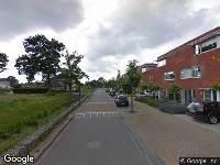 112 melding Ambulance naar Jacoba van Heinsbergstraat in Bavel