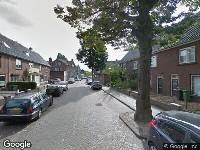 112 melding Ambulance naar Eeckhoutstraat in Eindhoven