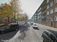 112 melding Ambulance naar Gulden Winckelstraat in Amsterdam