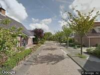 112 melding Ambulance naar Dijkgraaf IJffstraat in Assendelft