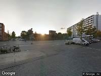 112 melding Ambulance naar Harriet Freezerstraat in Amsterdam