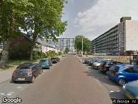 112 melding Ambulance naar Schiplaan in IJmuiden