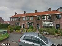 112 melding Ambulance naar Piet Heinlaan in Katwijk