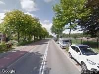 112 melding Ambulance naar Parallelweg in Hardinxveld-Giessendam