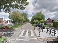 Ambulance naar Antigoneschouw in Zoetermeer