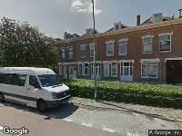 Ambulance naar Nieuwe Maasstraat in Schiedam
