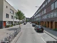 112 melding Ambulance naar Herman Costerstraat in Rotterdam