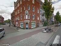 112 melding Ambulance naar Wethouder Frankeweg in Amsterdam