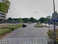 112 melding Ambulance naar Burgaslaan in Rotterdam