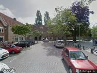 112 melding Besteld ambulance vervoer naar Vestastraat in Rotterdam