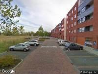 112 melding Brandweer naar Pegasusstraat in Alphen aan den Rijn vanwege personen te water