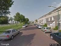 112 melding Brandweer naar Nachtegaallaan in Rijswijk vanwege brand