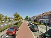 Ambulance naar Nuenenseweg in Geldrop