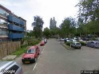 112 melding Brandweer naar Midscheeps in Amsterdam