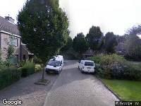 Ambulance naar Juweelstraat in Loon op Zand