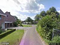 112 melding Ambulance naar Dorpsplein in Riethoven