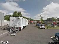 112 melding Ambulance naar Parklaan in Zwijndrecht