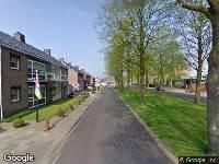 112 melding Ambulance naar Sint Odastraat in Weert