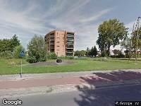 Brandweer naar Hoofdland in Zwijndrecht vanwege gebouwbrand