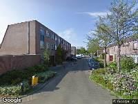 112 melding Ambulance naar Wulverhorst in Alphen aan den Rijn