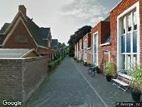112 melding Besteld ambulance vervoer naar Spijkermanslaan in Haarlem