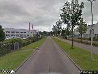 112 melding Ambulance naar De Heyderweg in Leiden