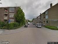 Ambulance naar Juliana van Stolbergstraat in Gouda