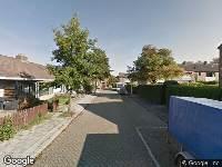 112 melding Brandweer naar Meekeshôf in Wytgaard vanwege verkeersongeval