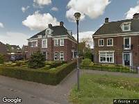 112 melding Brandweer naar Brand in Helmond vanwege brand