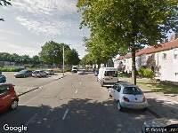 112 melding Ambulance naar Beneluxlaan in Tilburg