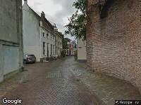 Brandweer naar Buitenkant in Zwolle