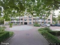 Brandweer naar Pastoor Dekkersstraat in Breda