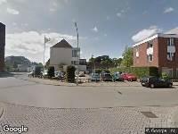 Brandweer naar Leuvenaarstraat in Breda