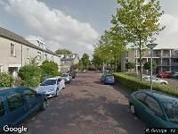 112 melding Ambulance naar Merellaan in Rijswijk