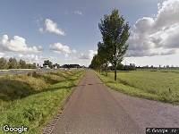 112 melding Brandweer naar Lichtmisweg in Zwolle