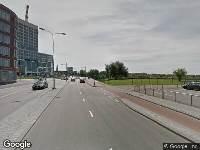 Brandweer en politie naar Belcrumweg in Breda