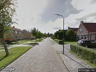 Brandweer naar Pier Winsemiusleane in Winsum vanwege verkeersongeval