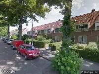 112 melding Ambulance naar Dreef in Rotterdam