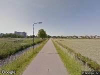 112 melding Brandweer naar Vijfhuizen in Haarlem vanwege een buitenbrand