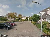112 melding Ambulance naar Gerbera in Dirksland