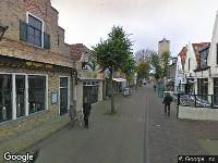 Brandweer naar Torenstraat in West-Terschelling vanwege brand