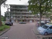 112 melding Brandweer naar Castellumweg in Leiden