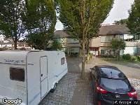 Brandweer naar Bisschopshoeve in Breda
