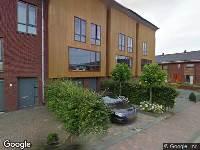 Brandweer naar Sprengpad in Zwolle vanwege afgaan rookmelder