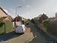 Ambulance naar Eerste Groenelaan in Castricum