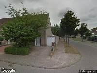 112 melding Ambulance naar Bertelsberg in Breda