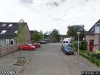 112 melding Brandweer naar Ten Busschekamp in Zwolle