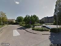 112 melding Brandweer naar Erasmuslaan in Zwolle vanwege afgaan rookmelder