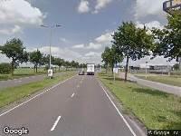 112 melding Brandweer naar Nieuwleusenerdijk in Zwolle